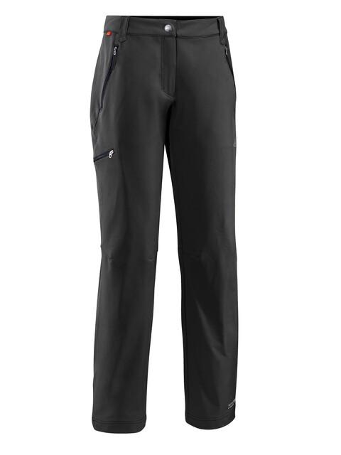 VAUDE Strathcona Spodnie długie Kobiety czarny